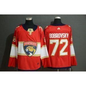 Florida Panthers Sergei Bobrovsky J#72 ersey